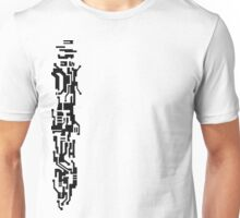 White Faith Unisex T-Shirt