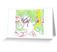 YU-GI-OH Greeting Card