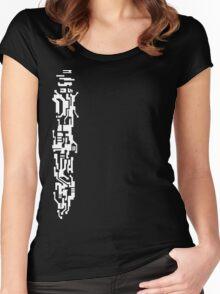 Dark Faith Women's Fitted Scoop T-Shirt
