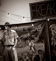 Sideshow Freaks by Cathi Norman