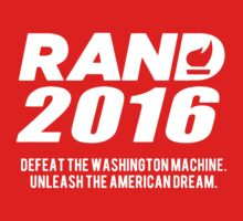 Rand Paul 2016 by StandWithRand