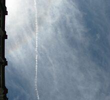 Line In The Sky by Jeffrey Hamilton