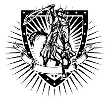 cowboy shield by ranker666