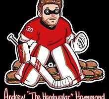 """Andrew """"The Hamburglar"""" Hammond by KanaAiysoublood"""