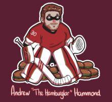 """Andrew """"The Hamburglar"""" Hammond T-Shirt"""