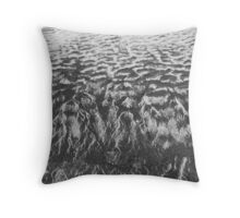 At The Molehills Of Madness Throw Pillow