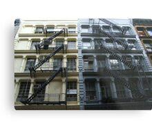 exterior design Metal Print