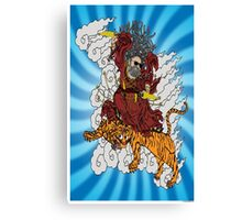 Dorje Jerry Canvas Print