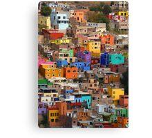 Favela Chic Canvas Print