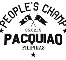 TEAM PACQUIAO  by rmbt24
