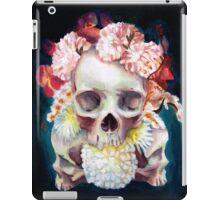 Flowers for Skulls iPad Case/Skin