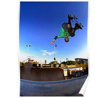Tony Hawk - Monster Skate Park Poster