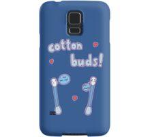 Cotton Buds Samsung Galaxy Case/Skin