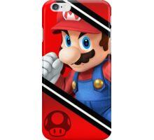 Mario-Smash 4 Phone Case iPhone Case/Skin