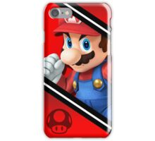 Mario-Smash 4 Phone Case iPhone Case/Skin