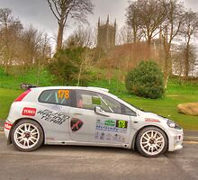 Circuit of Ireland Rally 2015 by Jon Lees