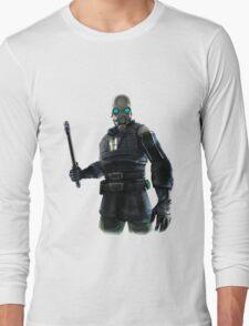 HALF-LIFE 2 Metro Police Long Sleeve T-Shirt