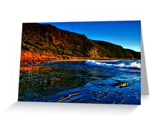 """Reflections at Cathedral Rock"" Greeting Card"