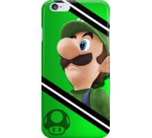 Luigi-Smash 4 Phone Case iPhone Case/Skin