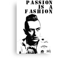 CSPOT - Passion is a Fashion Canvas Print