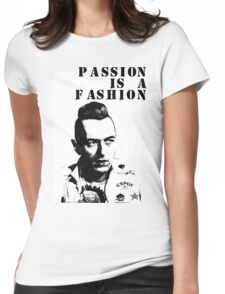 CSPOT - Passion is a Fashion Womens Fitted T-Shirt