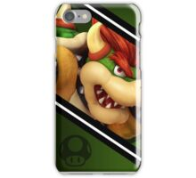 Bowser-Smash 4 Phone Case iPhone Case/Skin