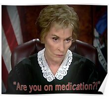 Are you on MedicAtion? Poster