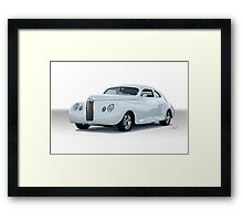 1949 Packard Clipper Custom Coupe Framed Print