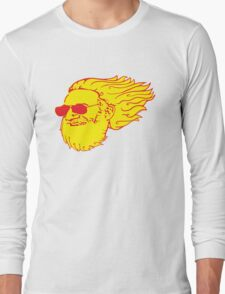 Jerry Flame Long Sleeve T-Shirt