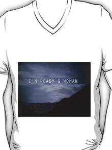 "The X-Files Reboot ""G Woman"" T-Shirt"