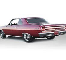 1965 Chevrolet Malibu SS396 II by DaveKoontz