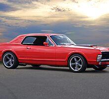 1967 Mercury Cougar by DaveKoontz