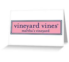 Vineyard Vines Greeting Card