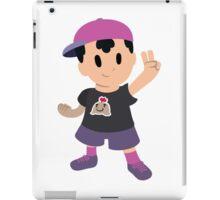 Minimalist Ness iPad Case/Skin