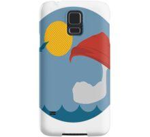 Steve Zissou - Life Aquatic Samsung Galaxy Case/Skin