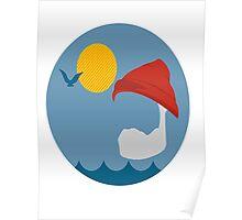 Steve Zissou - Life Aquatic Poster