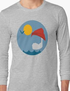 Steve Zissou - Life Aquatic Long Sleeve T-Shirt