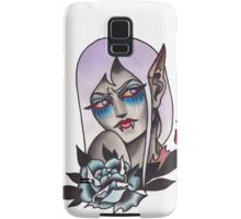 White Walker Fey Vampire  Samsung Galaxy Case/Skin
