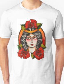 The Tattooed Rose Unisex T-Shirt