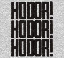 Hodor! by housegrafton