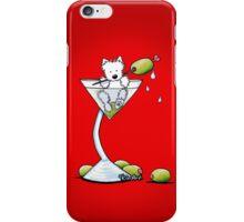 Olive Martini Westies iPhone Case/Skin