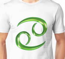 Cancer Glyph Unisex T-Shirt