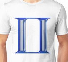 Gemini Glyph Unisex T-Shirt