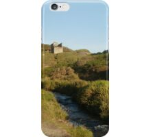 Blue Hills Valley - Cornwall iPhone Case/Skin