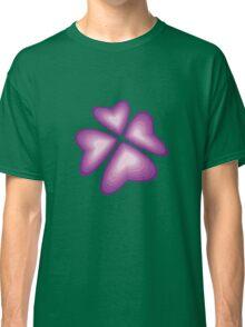 purple heart flower Classic T-Shirt