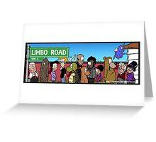 Limbo Road Greeting Card