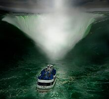Niagara Passage by Igor Zenin