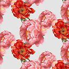 vintage floral by cardboardcities