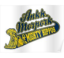 Mighty Hippos Poster