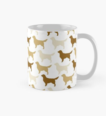 Golden Retriever Silhouette(s) Mug